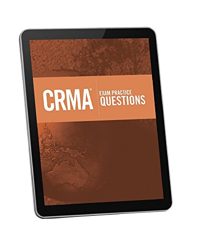 CRMA Exam Practice Questions; Certification in Risk Management ...
