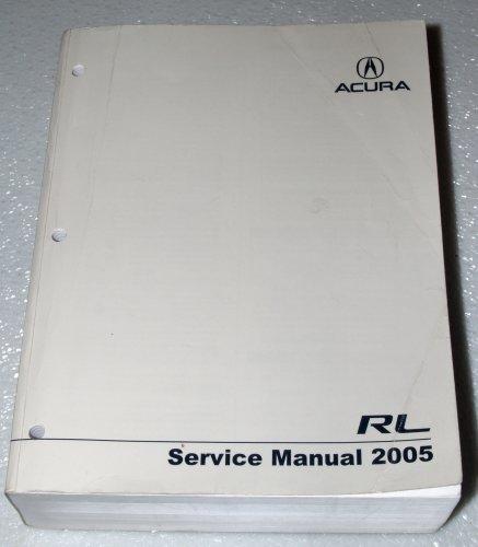 2005-acura-rl-factory-service-manual