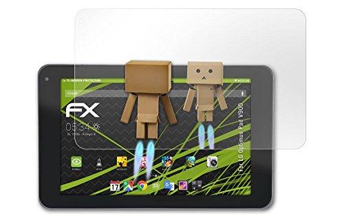 atFoliX LG Optimus Pad (V900) Spiegelfolie - FX-Mirror Displayschutz mit Spiegeleffekt