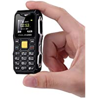 Melrose S10 Long Standby Big Voice linterna FM Mini tamaño pequeño bolsillo resistente teléfono móvil