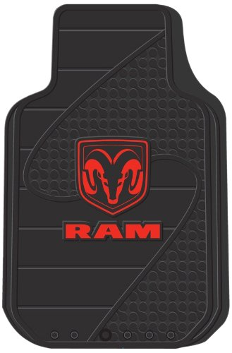 set-of-2-universal-fit-front-rubber-floor-mats-dodge-ram-factory-style-logo