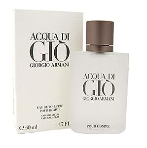 Giorgio Armani Acqua Di Gio Eau de Toilette for Men, 50ml