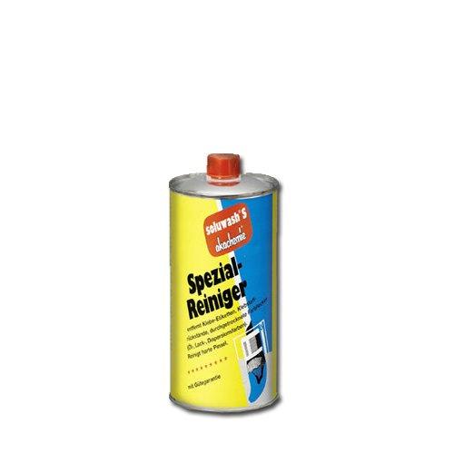 S/s-reiniger (Pufas Soluwash S - Spezial-Reiniger Etiketten-Entferner (neue Rezeptur Gel) 1 Liter)