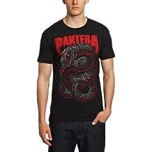 Bravado - Camiseta de Pantera para hombre