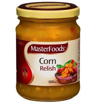 Die Firma Masterfoods Klassischen Mais-Relish 250gm