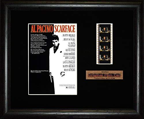 Scarface-gerahmtes Bild - Scarface Movie Memorabilia