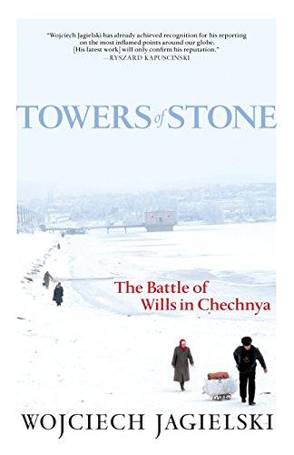 Towers of Stone por Wojciech Jagielski