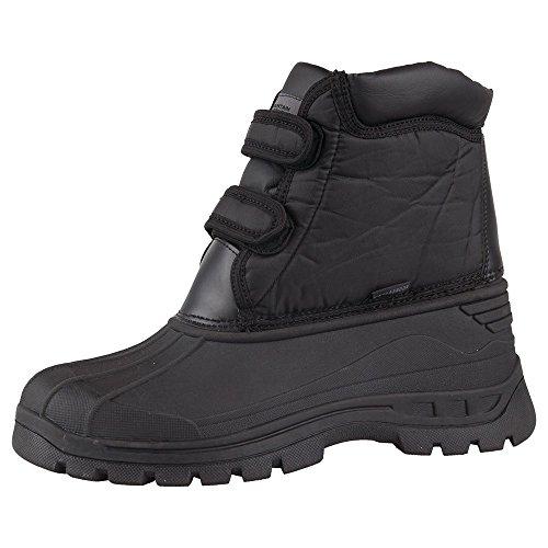 Mountain Warehouse Grit wasserdichte Schuhe (kurz) Schwarz