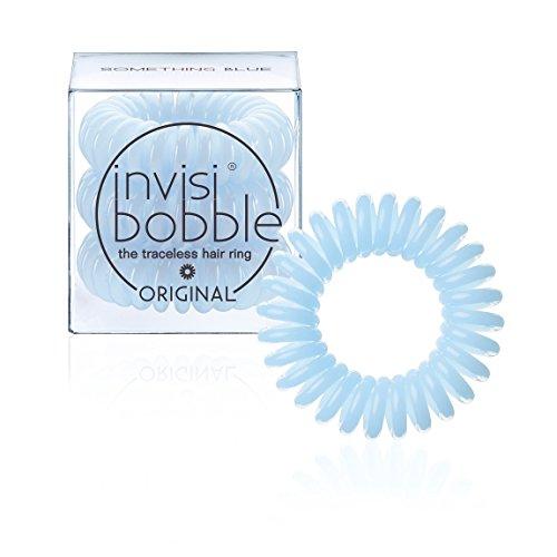 Invisibobble Original Haargummis, something blue, 1er Pack, (1x 3 Stück)
