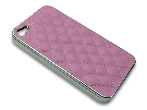 Sandberg-Sheep-Skin pour iPhone 4/4S rose
