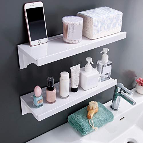 JklausTap Badezimmer Regal Saugnapf Rack Punch Free Wall Storage Organizer Küche Display Regale