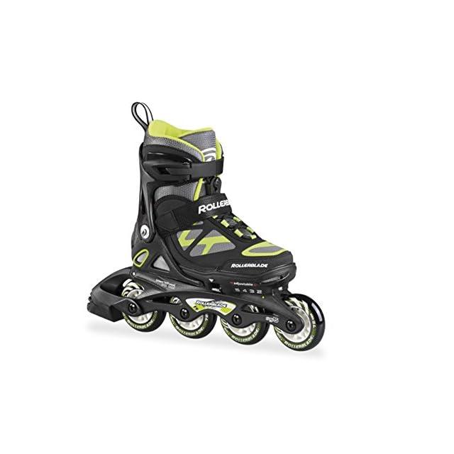 Rollerblade Spitfire St G Junior Fille Rollers 07850800 915 Fille