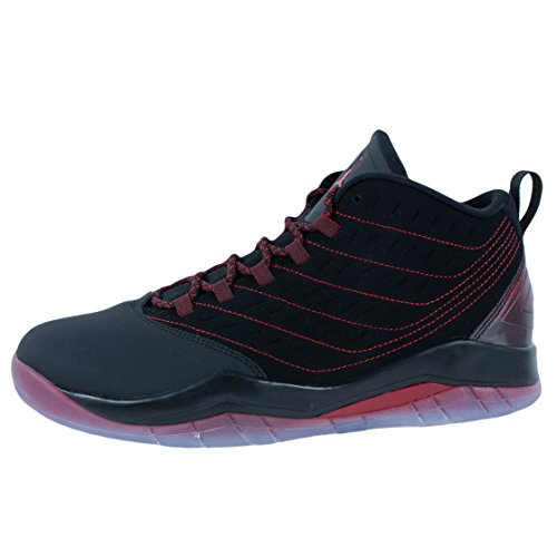 4 Vermelho sapato Ginásio Preto Nike Grande Jordan Bg Vermelho basketball Ginásio Blakc Velocidade pqOpz6
