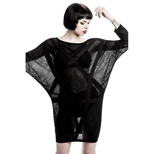 Killstar -  Maglione  - Donna Nero