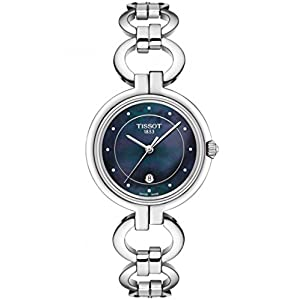 Tissot TISSOT FLAMINGO DIAMANT T094.210.11.126.00 Reloj de Pulsera para
