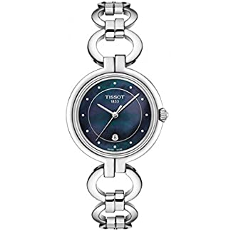 Tissot TISSOT FLAMINGO DIAMANT T094.210.11.126.00 Reloj de Pulsera para mujeres