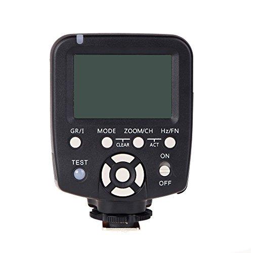 Yongnuo YN560-TX Kabelloser Blitzcontroller für DSLR Kamera Nikon D5200 D90 D7100 D800 D3200 D3100 LF582