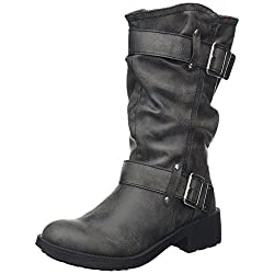 Rocket Dog Women's Trumble Biker Boots 10