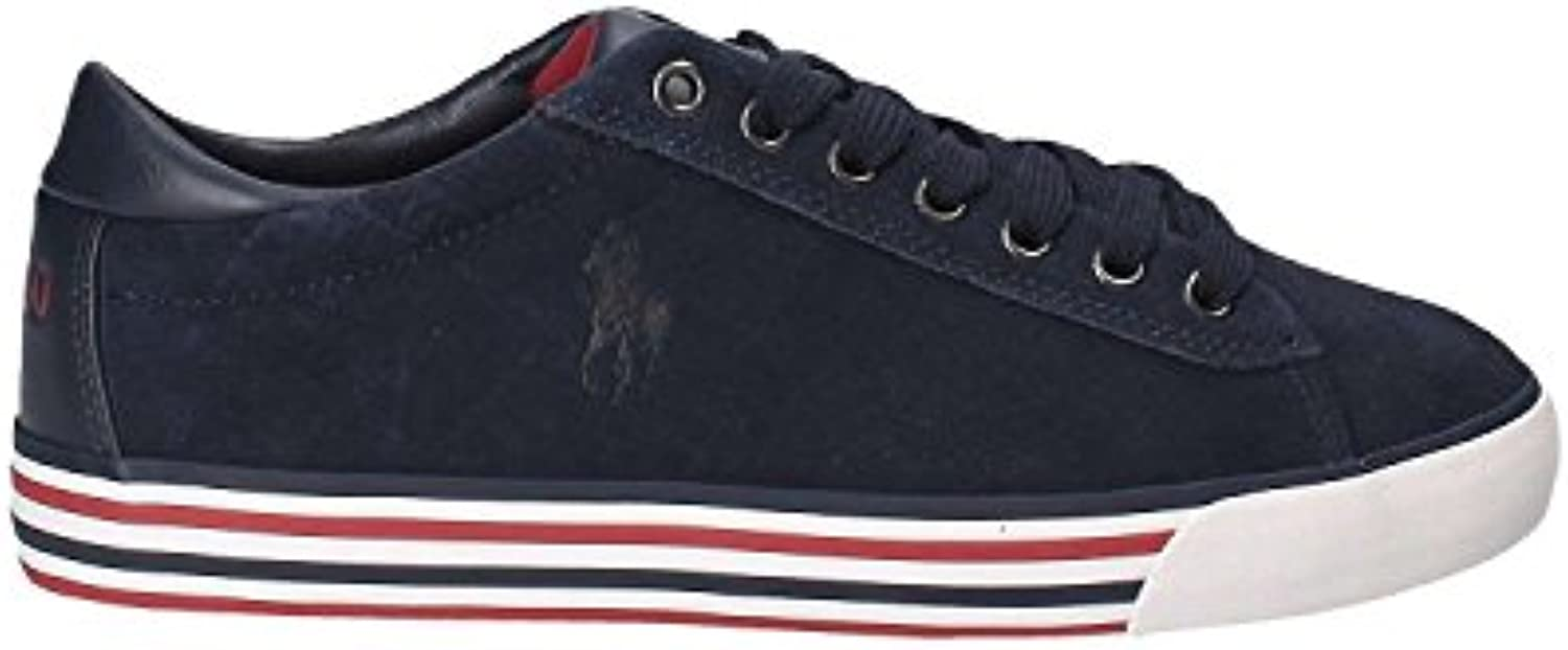 Polo Ralph Lauren Sneaker Baskets Harvey   bleu   40
