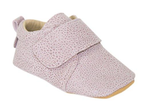 move Baby Mädchen Prewalker Hausschuhe Krabbel Pink (Wild Rose509)