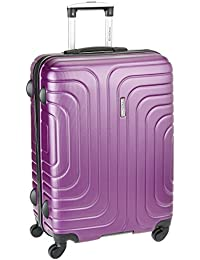 Pronto Cyprus ABS 58 cms Purple Carry On (6472-PP)