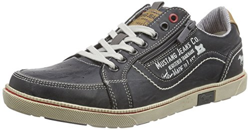 Mustang 4073-302, Baskets Basses Homme, Gris (Stein),...
