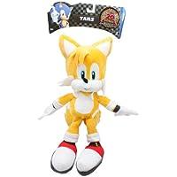 Jazwares Peluche Sonic the Hedgehog 20 Aniversario 30cm [Tails]