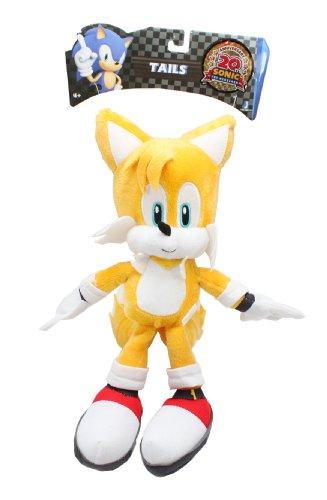 jazwares-65783-sonic-the-hedgehog-plusch-tails-30cm