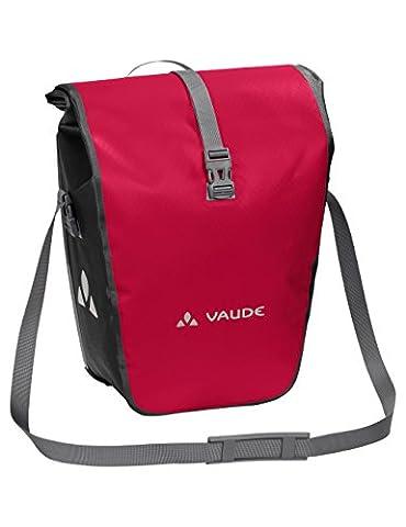 VAUDE Aqua Back Single Hinterradtasche, Indian Red, 37 x 33 x 19 cm (Fahrradtaschen Vaude)