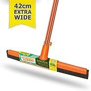 KRESS Kleen 8083_Orange Floor Wiper (42cm: Extra Wide)