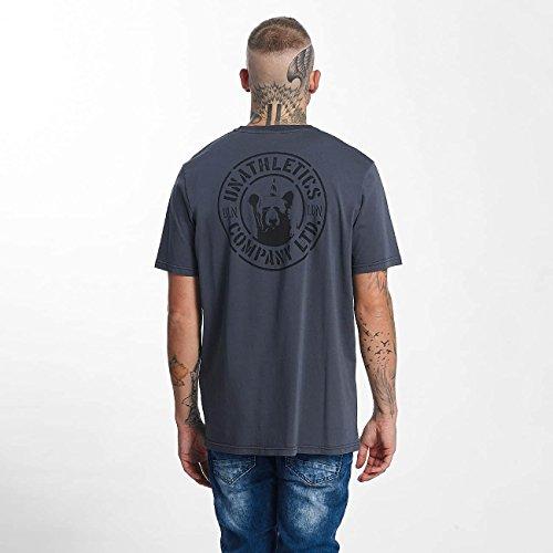 THE DUDES Uomo Maglieria/T-Shirt Unathletics Company Grigio