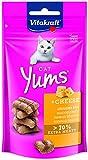 VITAKRAFT Vita Fuerza Gato Aperitivos fleischige canapés Cat YUMS