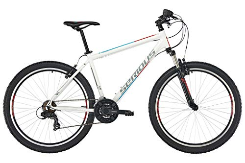 SERIOUS Rockville 27,5\'\' White Rahmenhöhe 42cm 2019 MTB Hardtail