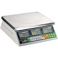 Lacor 61716 - Bascula electrónica con base cuadrada, ...
