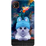 Amagav Printed Soft Silicone Designer Pouch Mobile Back Cover for Redmi 9 & Xiaomi Redmi 9C Case and Covers | for Boys & Girl