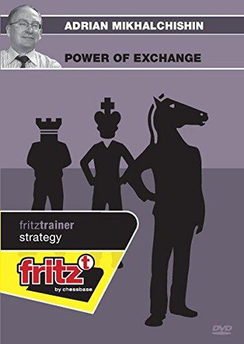 Preisvergleich Produktbild Fritz-Trainer: Power of Exchange: Video Schachtraining