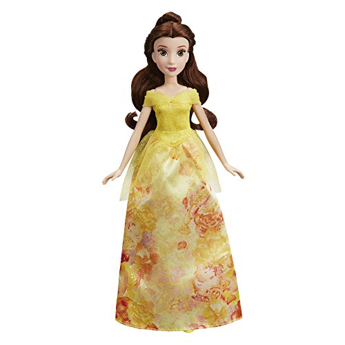 Disney Princess-E0274 Bella Brillo Real, (Hasbro E0274)