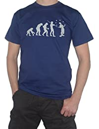 Evolution - Clown / Circus Perfomer T-Shirt - Funny Childrens Entertainer Tee Top