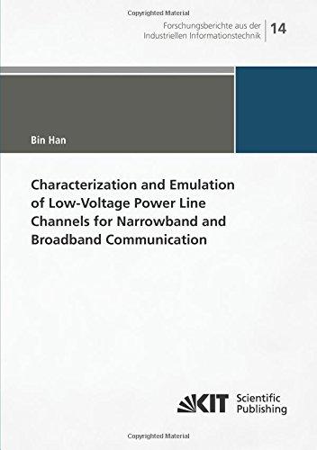 Emulation Kit (Characterization and Emulation of Low-Voltage Power Line Channels for Narrowband and Broadband Communication (Forschungsberichte aus der Industriellen Informationstechnik))