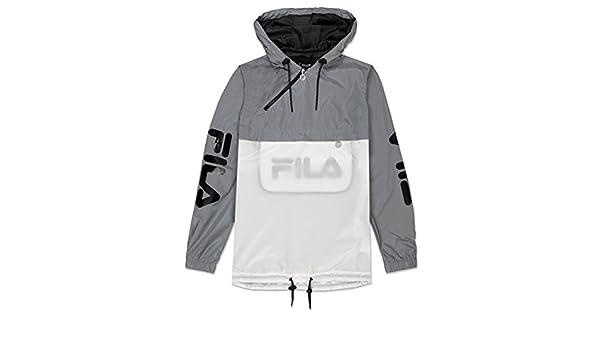 paras palvelu yksityiskohtainen ilme alkuun tuotemerkkejä Fila Milonzo Hooded Jacket (Small): Amazon.co.uk: Clothing