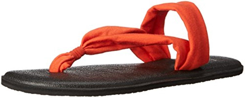 Sandalo da donna con triangolo a triangolo, fiamma, 7 7 7 M US | Ben Noto Per Le Sue Belle Qualità  | Uomo/Donna Scarpa  2ec423