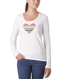Little Marcel Taquine - T-Shirt - Uni - Coton - Femme