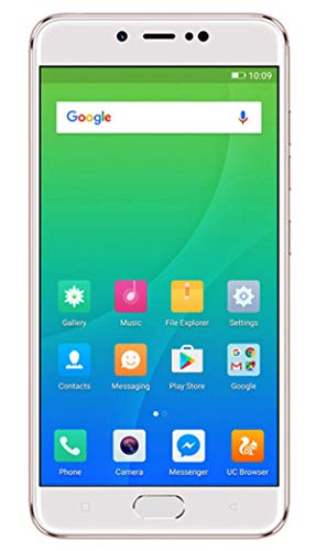 """Xifo Gionee S10 LITE (Finger Print Sensor) 4GB RAM with 5.2"""",Display,4GB RAM (Reliance Jio 4G Sim Support) 32 GB Internal Memory and 13 Mp Rear Camera /16 Mpix Front Camera 4G Smartphone in Gold"""