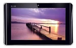 iBall Slide i6516 Tablet (8GB, WiFi, 3G via Dongle), Black-White