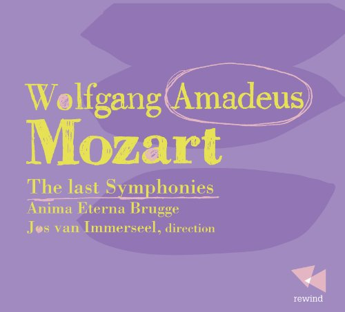 Preisvergleich Produktbild Mozart: Sinfonien 40, KV 550 & 41, KV 551
