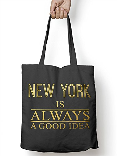 new-york-is-always-a-good-idea-vlogger-shopper-tote-shopping-bag-for-life-e11