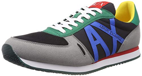 Sneakers UOMO AX ARMANI EXCHANGE XUX017-XV028 Primavera Estate 40 3362062217b8