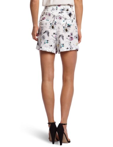 Eleven Paris Damen Short Elfenbein - Off White