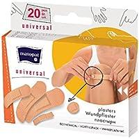 Matopat Wundpflaster Universal, Set mit 20 Pflastern preisvergleich bei billige-tabletten.eu