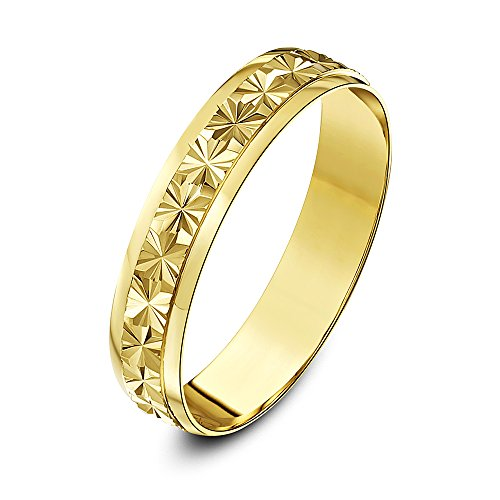 Theia Bague 9 carats (375/1000) Or jaune Unisexe Or Jaune